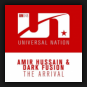 Amir Hussain & Dark Fusion - The Arrival