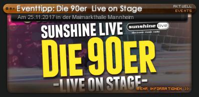 90er Sunshine Live