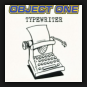 Object One - Typewriter