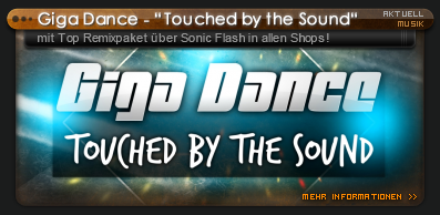 "Giga Dance - ""Touched by the Sound"""
